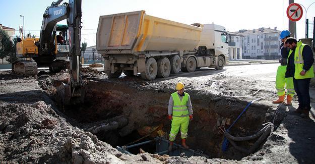 Serdivan'ın tüm altyapısı yenileniyor