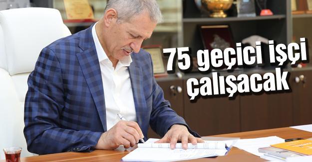 Adapazarı Belediyesi ile İŞ-KUR protokol imzaladı