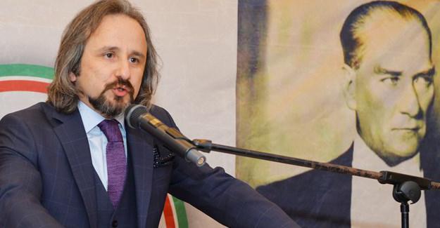 Başkan Kazan'dan baro başkanına kınama!