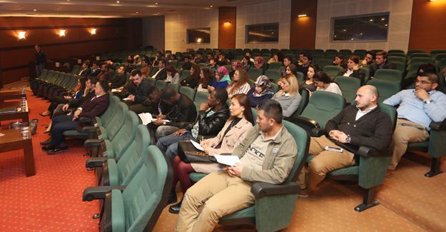 SATSO'DAN dış ticaret bilgilendirme semineri