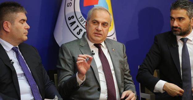 """""""Türkiye'nin lokomotif şehri olacağız"""""""
