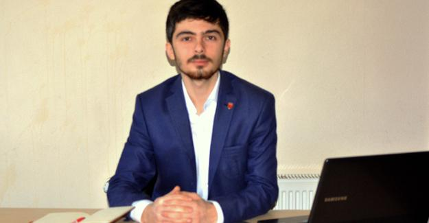 """""""AK Parti gençliğe verdiği önemi göstermiştir"""""""