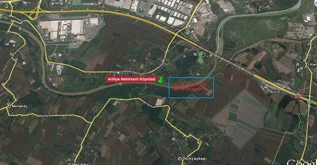 Arifiye'ye yeni köprü geliyor