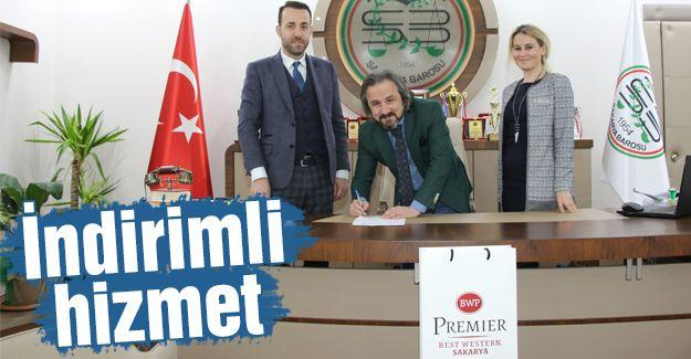 Baro ile Best Western Premium arasında protokol imzalandı