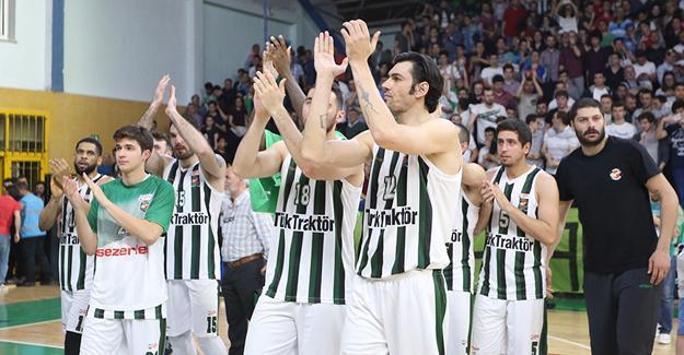 Büyükşehir final grubu için sahada