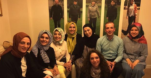 Gençlik Meclisi'nden anlamlı ziyaret