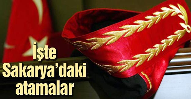 Kararname ile bin 45 yargı üyesinin ataması yapıldı