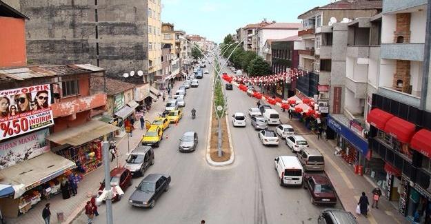 Karasu Plaj Caddesindeki asfalt çalışmaları sona erdi