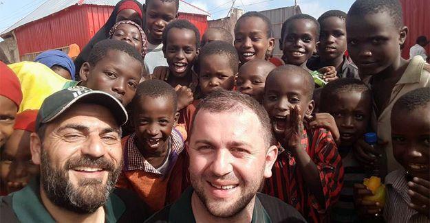 Sakarya'dan Somali'ye İnsani Yardım