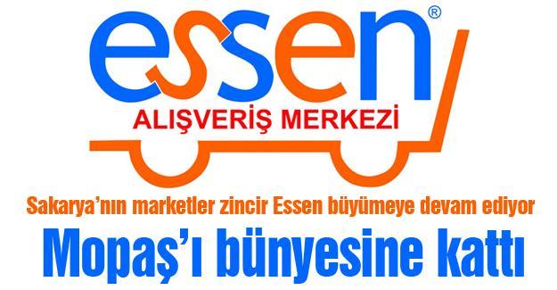 Sakarya'nın marketler zincir Essen büyümeye devam ediyor