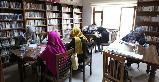 Sınavlara hazırlığın adresi Faik Baysal