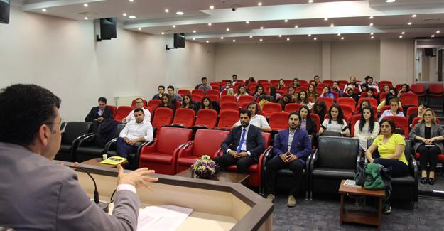 Stajyer avukatlara eğitim