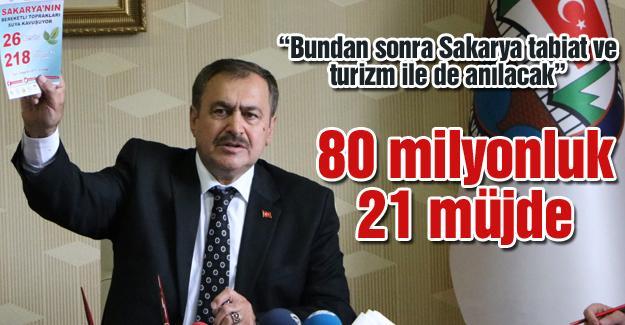 80 milyonluk 21 müjde