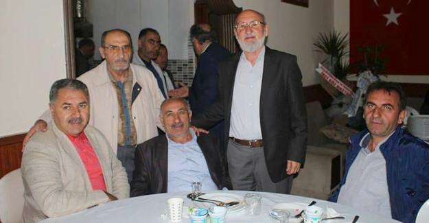 Erzurumlular Derneğinden iftar
