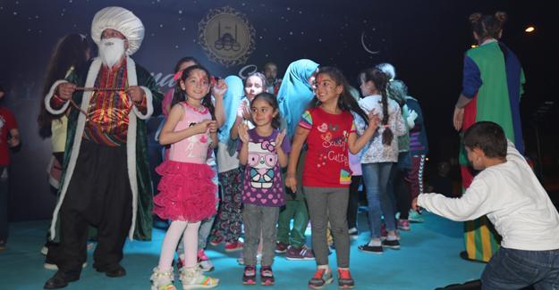 İlk şenlik Karaman'da yapıldı