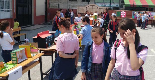 Sabihahanım'da İngilizce ve Matematik Festivali