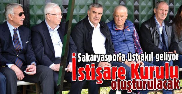 Sakaryaspor'a İstişare Kurulu geliyor