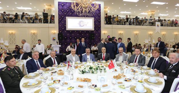 SATSO'dan üyelerine 100. yıla yakışır  iftar