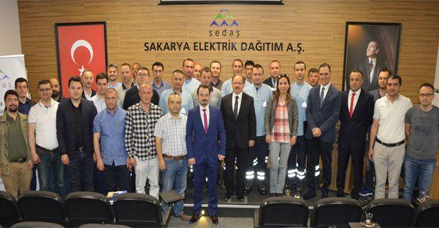 SEDAŞ'tan 600 çalışanına teşekkür belgesi