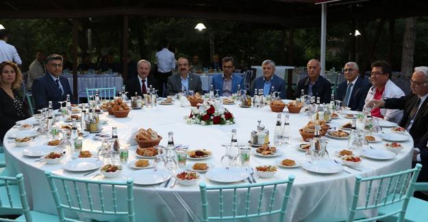 TÜVASAŞ'ın geleneksel iftar programı gerçekleşti