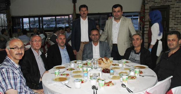 Yerel Kültür'den Otağ'da ilk iftar