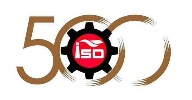 İSO ikinci 500 araştırmasında 18 Sakaryalı firma