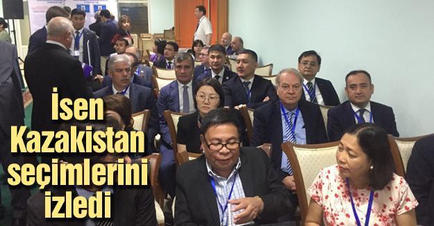 """""""Kazakistan seçimlerle daha da gelişecek"""""""