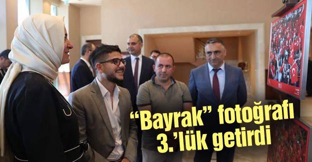 SAÜ'lü genç Akademisyen Türkiye 3.'sü oldu