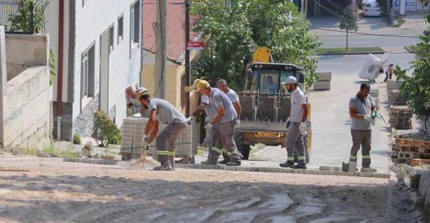 Maltepe Mahallesi parke ile yenileniyor
