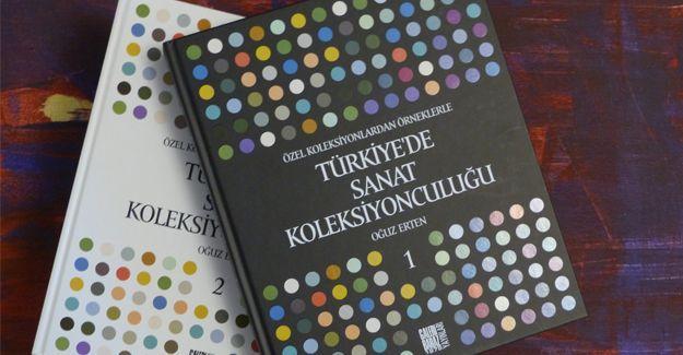 Türkiye'de Sanat Koleksiyonculuğu kitabına yoğun ilgi