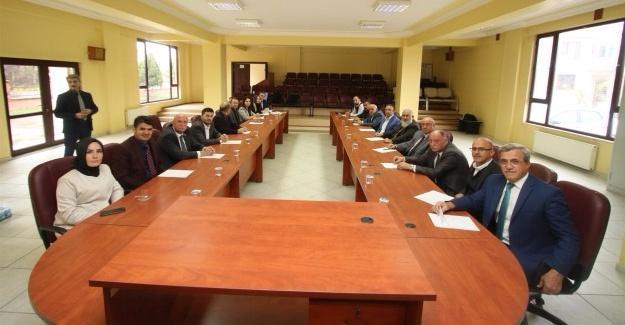 Akyazı Kent Konseyi Ekim ayı toplantısı gerçekleşti
