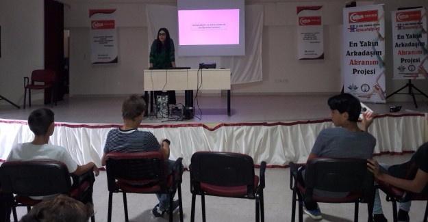 MEB-DER'den zorbalık eğitimi seminerleri başladı