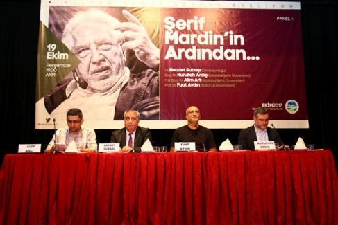 'Şerif Mardin'in Ardından' paneli gerçekleştirildi