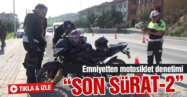 """""""Son sürat-2"""""""