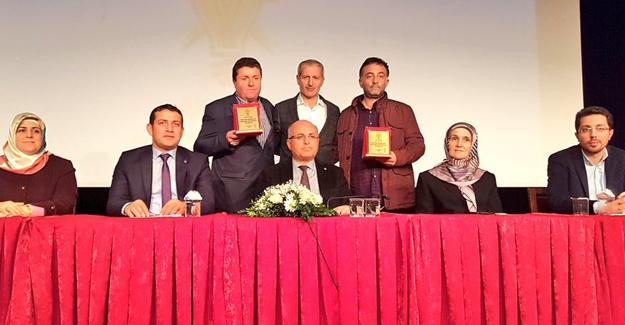 AK Parti Adapazarı 52. Danışma Meclisini gerçekleştirdi