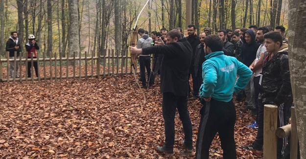 AK Parti Sakarya İl Gençlik Kolları'ndan 3. Gelişim Kampı