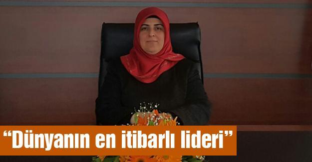 Başkan Fatma Varol'dan 10 Kasım mesajı