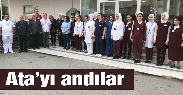 Beyhekim Hastanesinde 10 Kasım