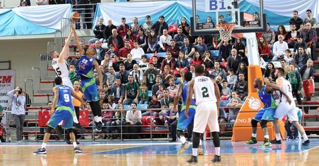 Büyükşehir Basket, Sompo Japan ile karşılaşacak
