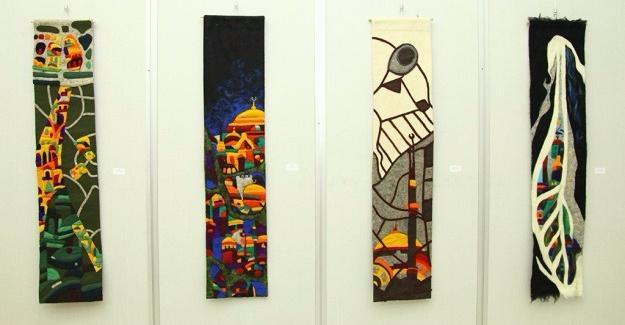 'İstanbul' sergisi sanatseverlerle buluştu