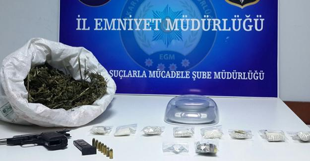 Narkotikten uyuşturucu operasyonları