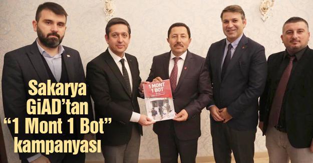 Vali Balkanlıoğlu'na kampanyayı anlattılar