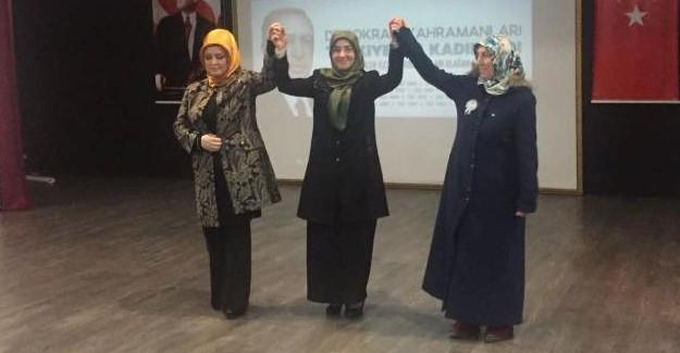 AK Parti Erenler'de Kadın Kolları Başkanı belli oldu