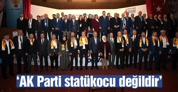 AK Parti Serdivan 4. Olağan Kongresi yapıldı