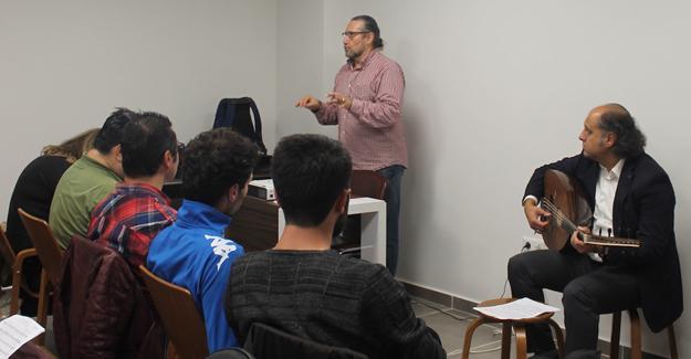 Anadolu'nun Akademisi'nde duayen isimlerle buluştular
