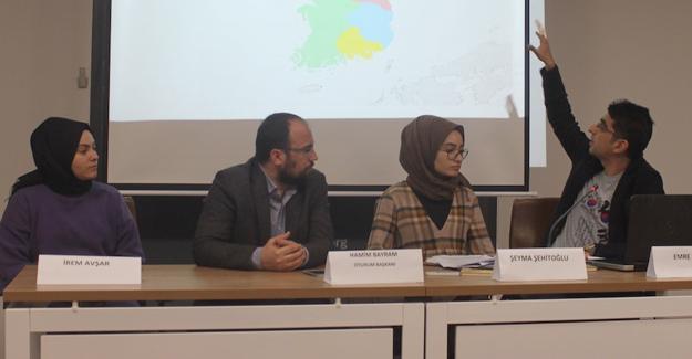 Anadolu'nun Akademisi'nde panel zamanı