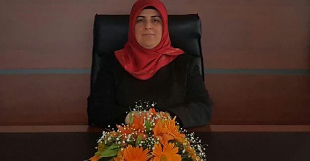Başkan Fatma Varol'dan 5 Aralık mesajı