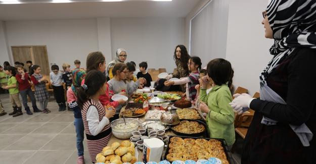 Çocuk Akademisi'nden yerli malı etkinliği