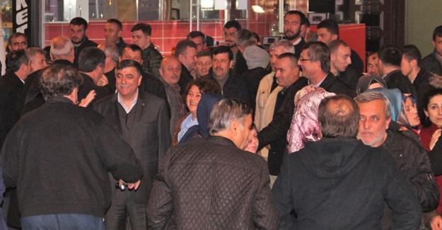 Dursun Ali Dal'a Ferizli'de coşkulu karşılama