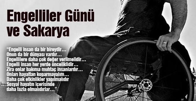 Engelliler Günü ve Sakarya